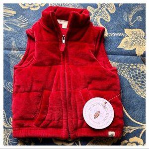 Burt's Bees Kids Organic Cotton Vest